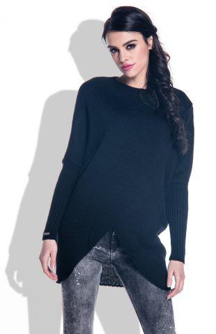 Sweter na zakładkę