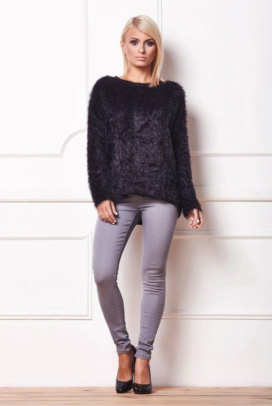 Sweter włochacz