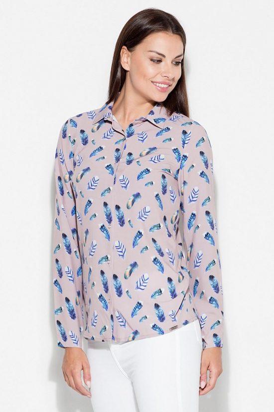 Koszula w piórka