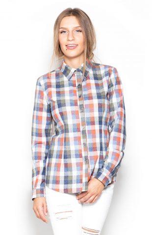 Koszula w kratę multicolor