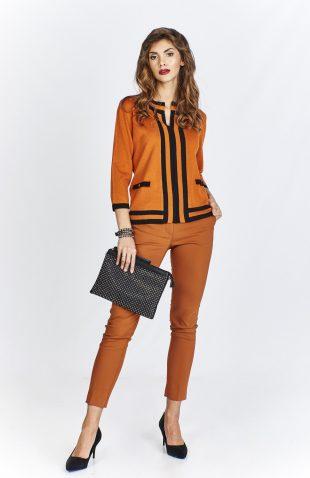 Sweter damski elegancki