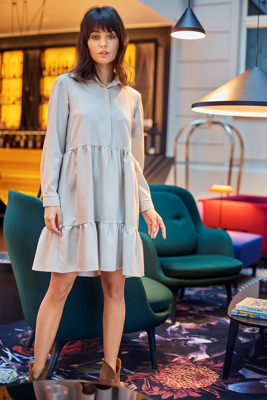 411cf725 Sukienki szyte w Polsce - najnowsze trendy na wiosnę 2019