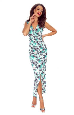 Sukienka ołówkowa maxi