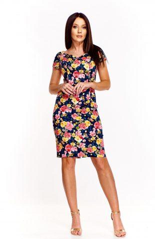 Sukienka ołówkowa elegancka