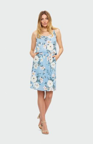 Sukienka na ramiączka na lato