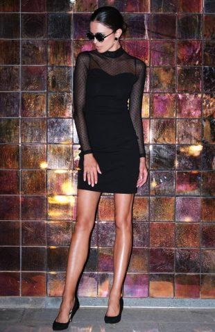 Sukienka wieczorowa czarna