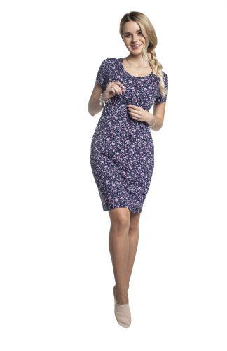 Sukienka ciążowa elegancka do karmienia